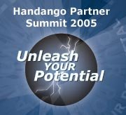 Handango Partner Summit 2005