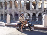 Vespatour 2006 Colosseum